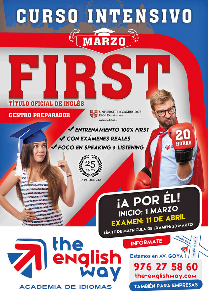 cartel-curso-intensivo-first-ingles-marzo-zaragoza