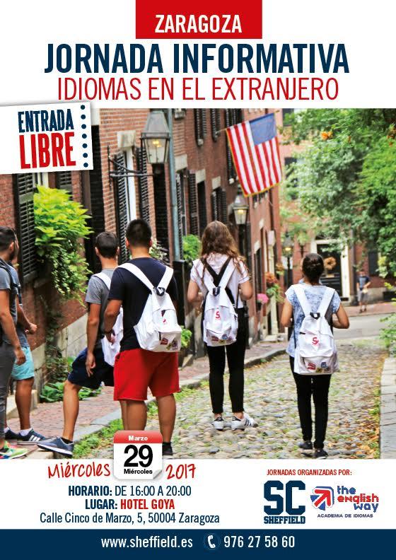 Jornada Informativa de Cursos de Idiomas en el extranjero