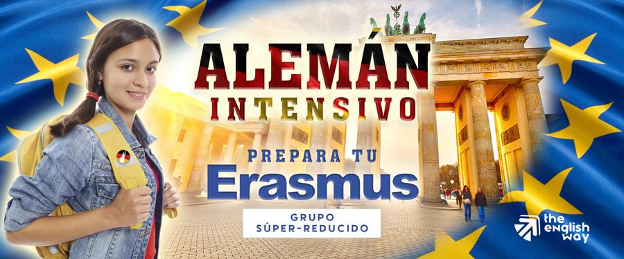 Curso de alemán intensivo para Erasmus en Zaragoza
