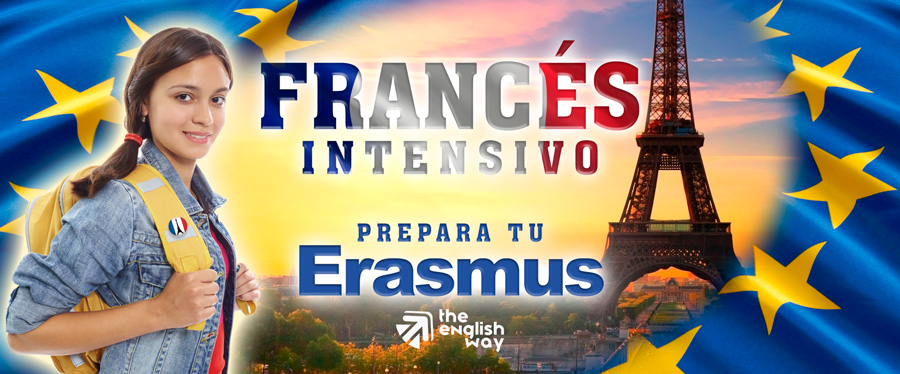 Curso de francés intensivo para Erasmus en Zaragoza (The English Way)