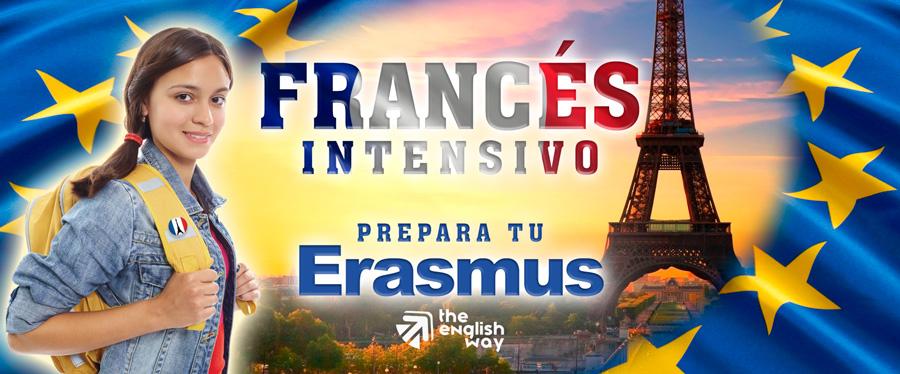Curso de francés intensivo para Erasmus en Zaragoza (The English Way)