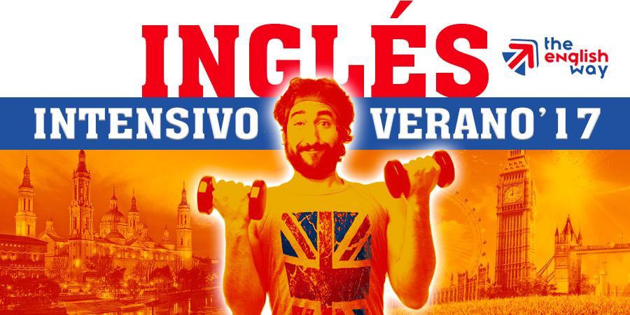 Cursos intensivos de inglés en verano en Zaragoza