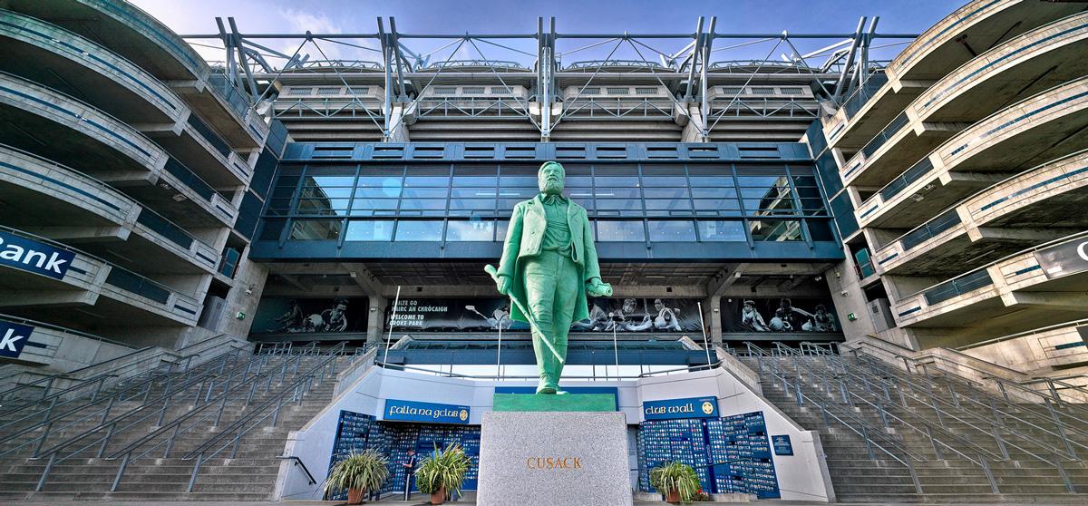 Estadio y Museo de Croke Park (Dublín)