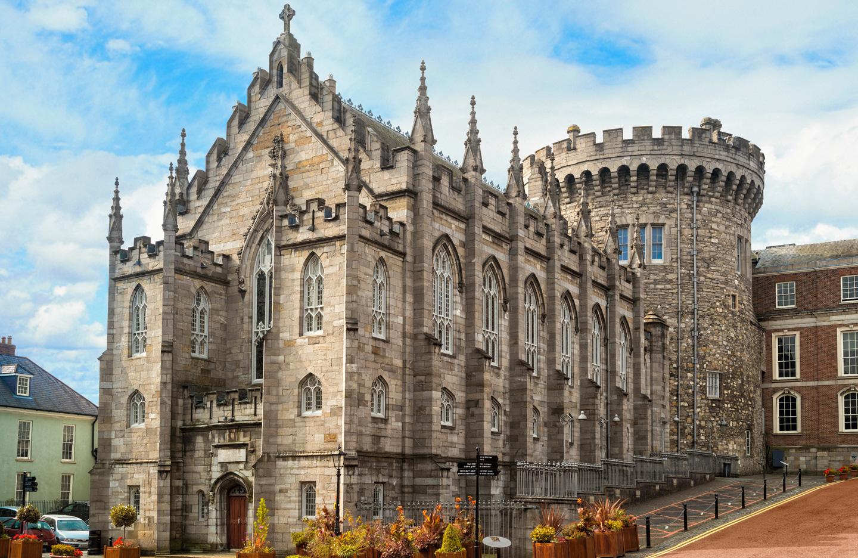Dublin Castle (Castillo de Dublín)