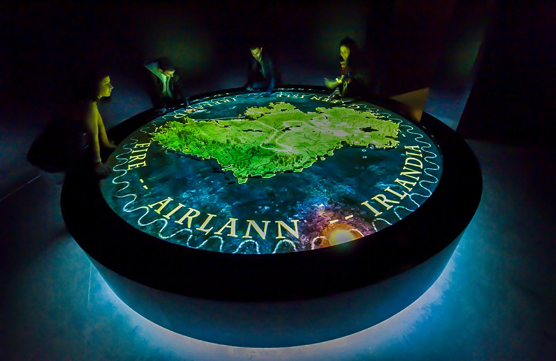 Museo de los duendes Leprehaum (Dublín)