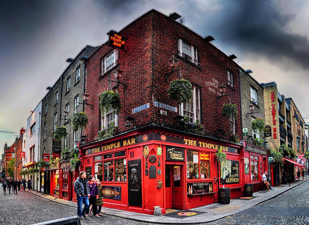 The Temple Bar (Dublín)