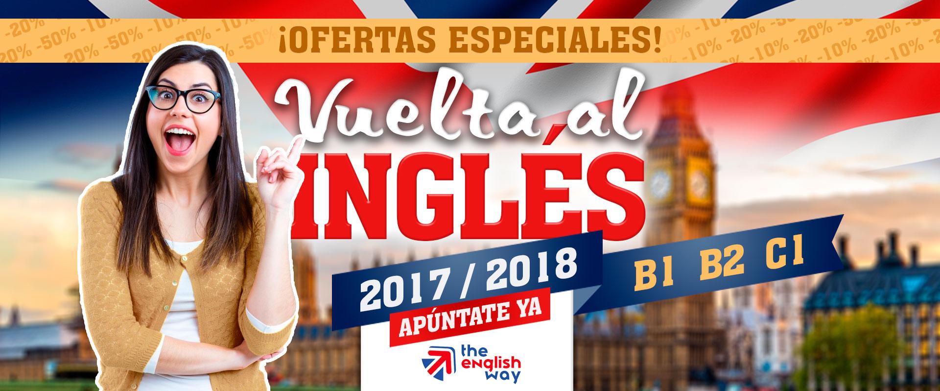 Academia de Inglés 2017 2018 en Zaragoza - The English Way