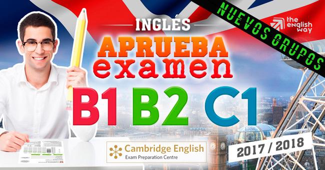 Preparación Exámenes Cambridge Zaragoza