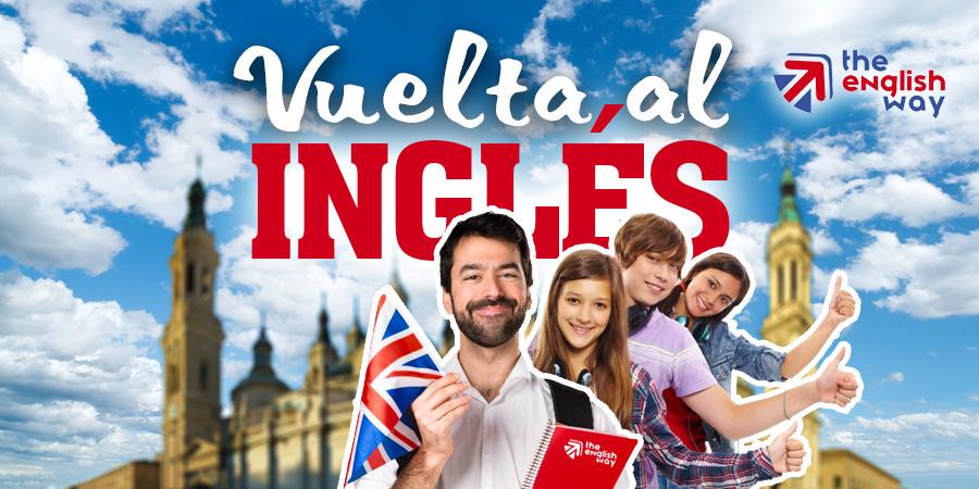 ¡Vuelta al Inglés! Cursos de Inglés en Zaragoza