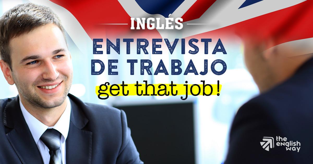 Preparación de entrevista de trabajo en inglés