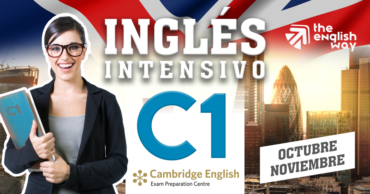 Curso Inglés C1 Intensivo en Zaragoza