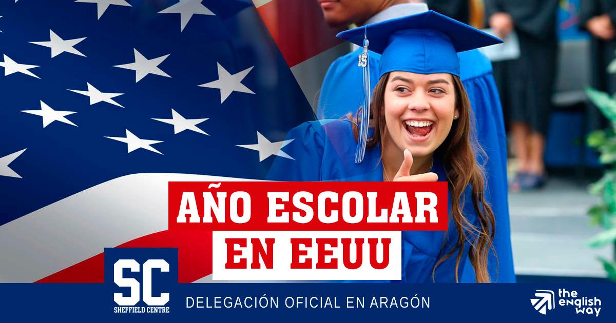 Año Escolar en Estados Unidos (Estudiar en una High School)