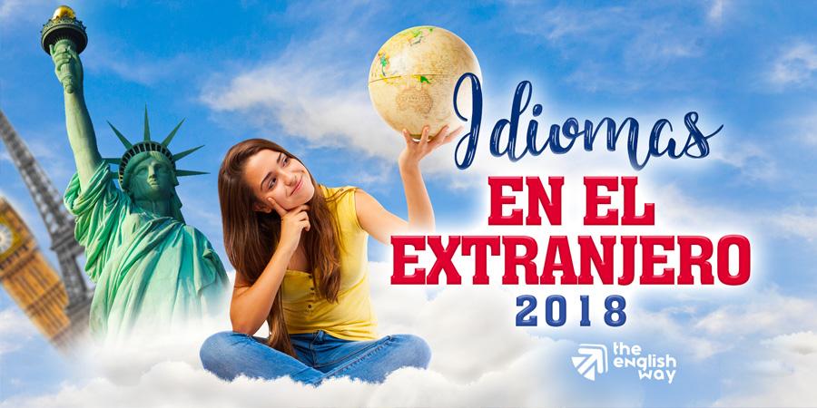 Idiomas en el Extranjero 2018