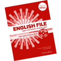 Libro inglés English File (Oxford)