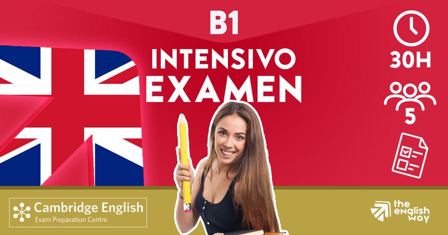 Curso Intensivo B1 PET preparación de examen