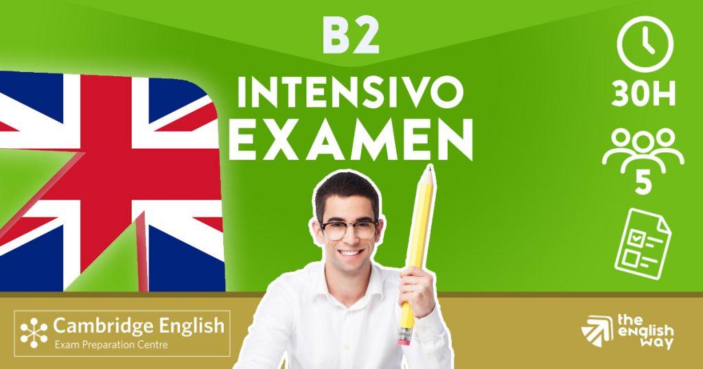 Curso Intensivo B2 First preparación de examen