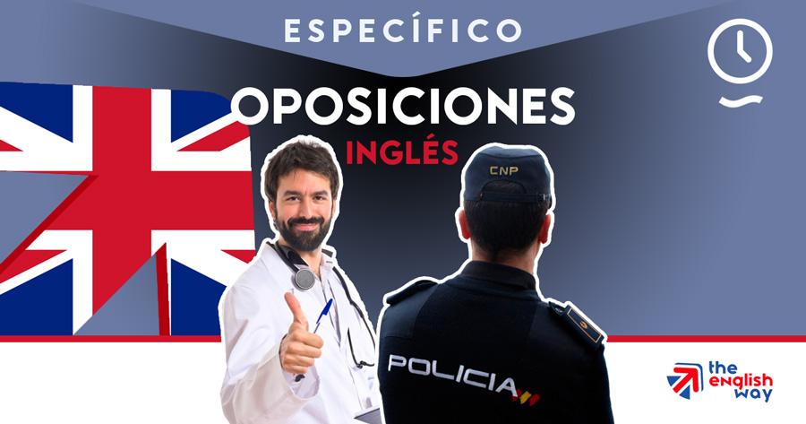 Preparación Inglés para Oposiciones