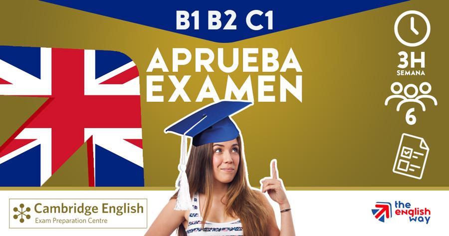 Curso Preparación Examen Inglés Cambridge en Zaragoza