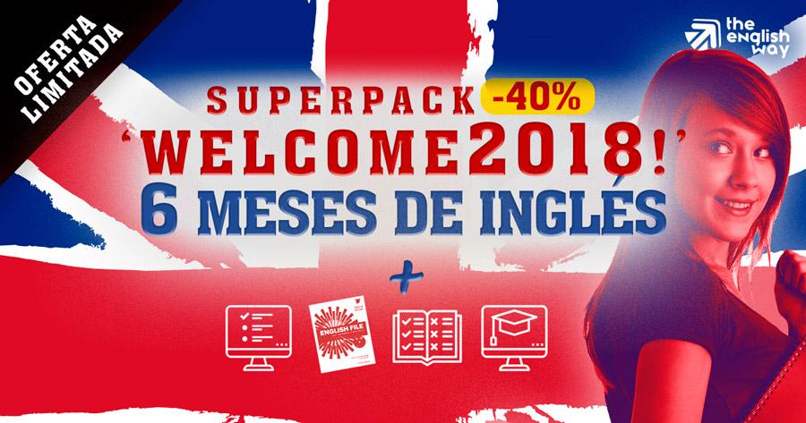 Oferta Enero 2018 Inglés en Zaragoza