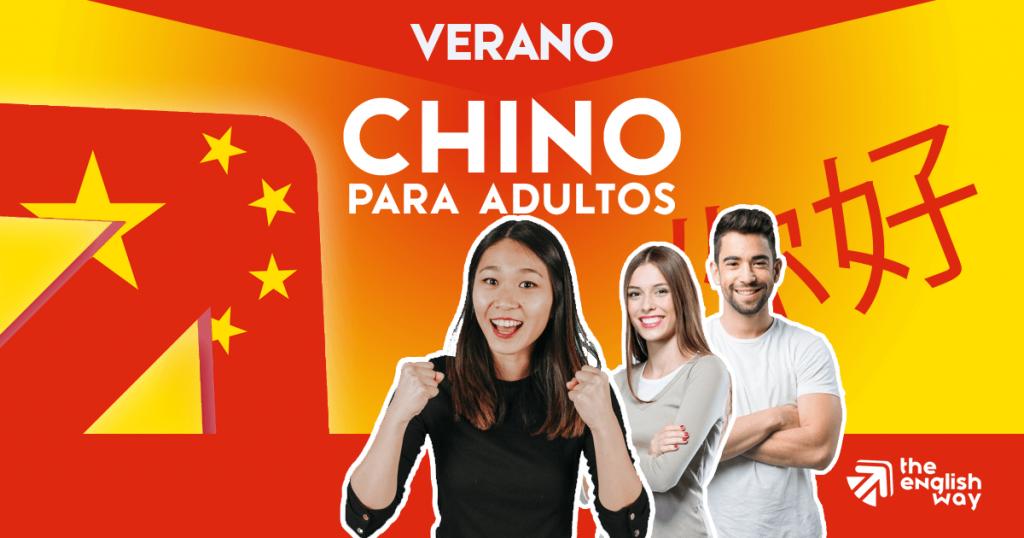 Curso de Chino para adultos en Zaragoza