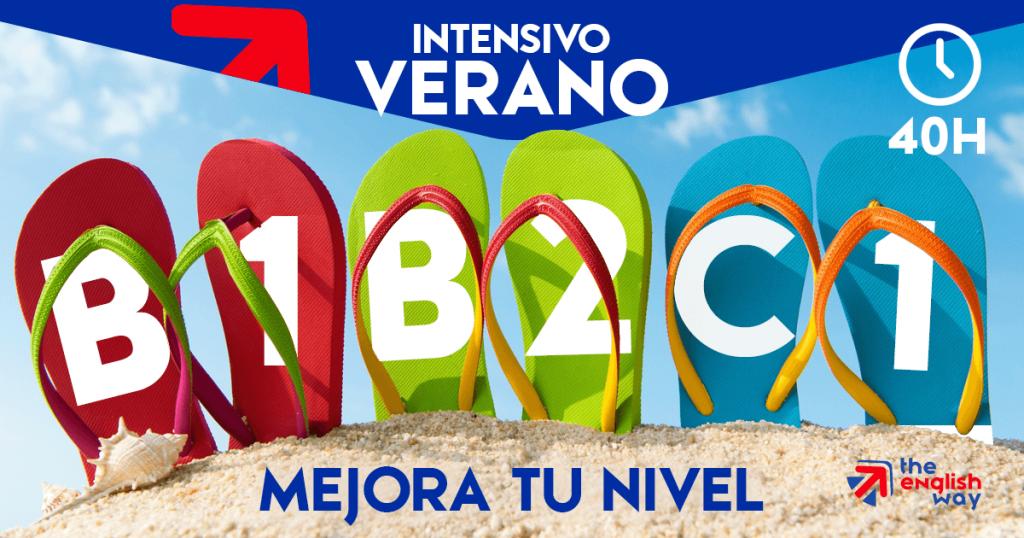 Curso Inglés Intensivo en Verano en Zaragoza: B1, B2, C1