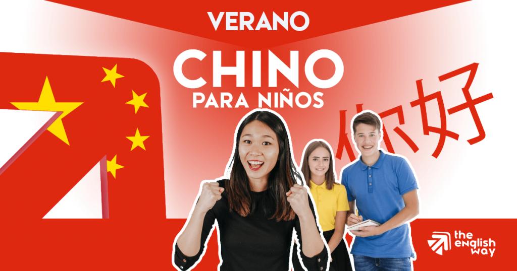 Chino para niños en Zaragoza