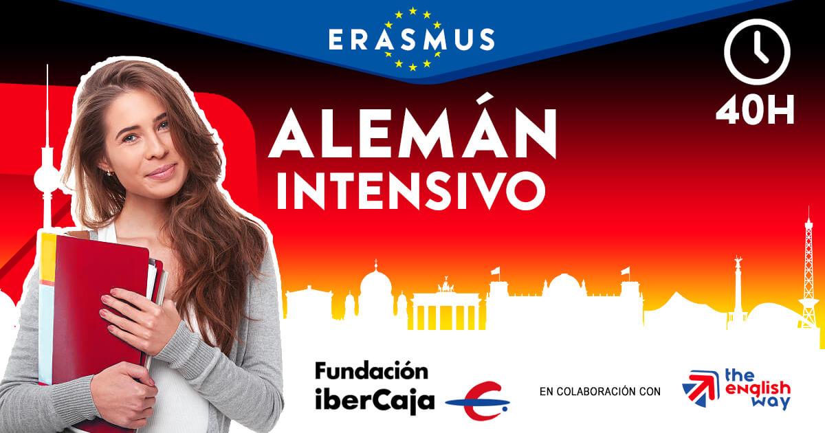 Curso intensivo de alemán para Erasmus en Zaragoza