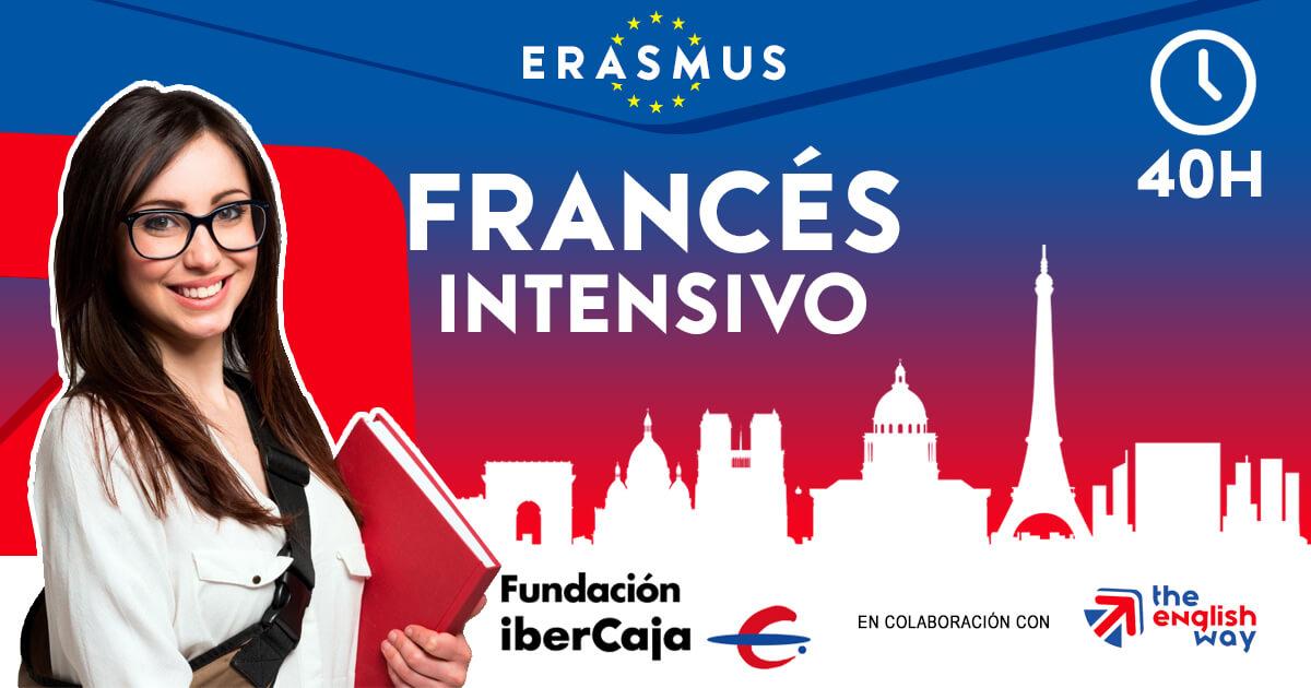 Curso Francés intensivo para Erasmus (Ibercaja)