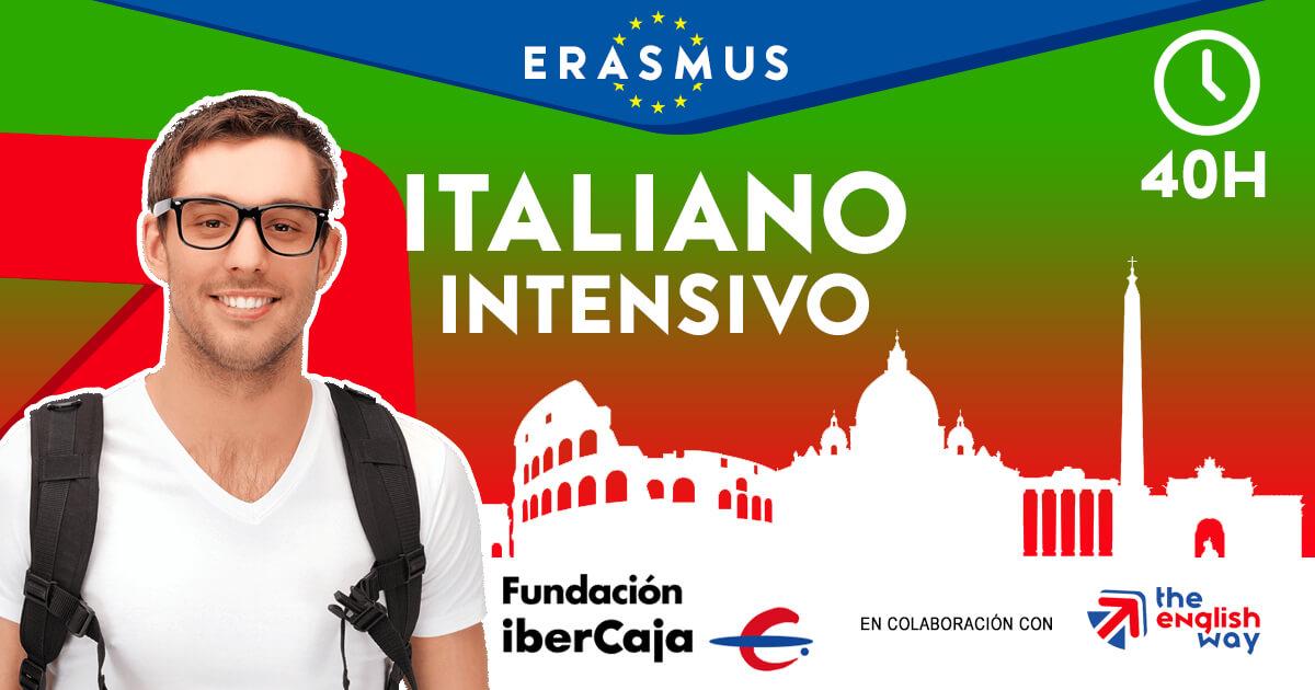 Curso intensivo de Italiano para Erasmus en Zaragoza