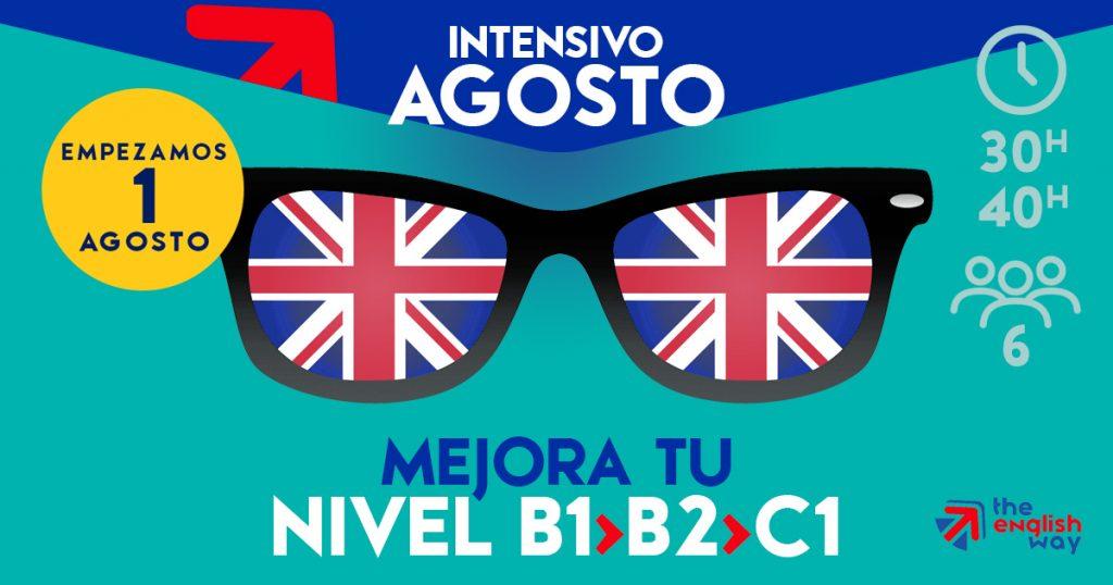 Curso Intensivo Inglés Agosto: Mejora tu Nivel