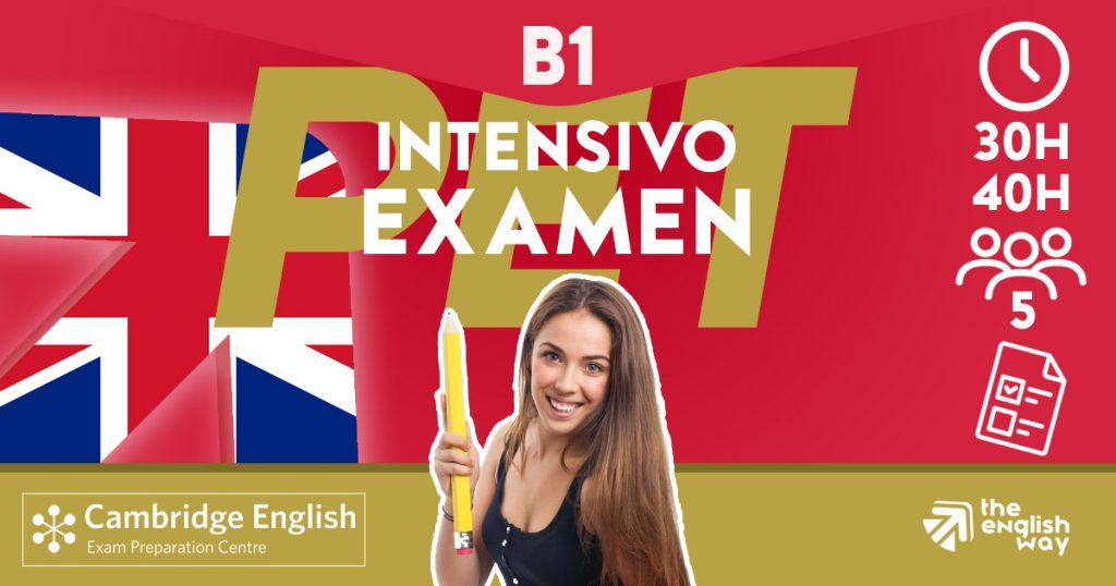 Curso Inglés B1 Intensivo en Zaragoza