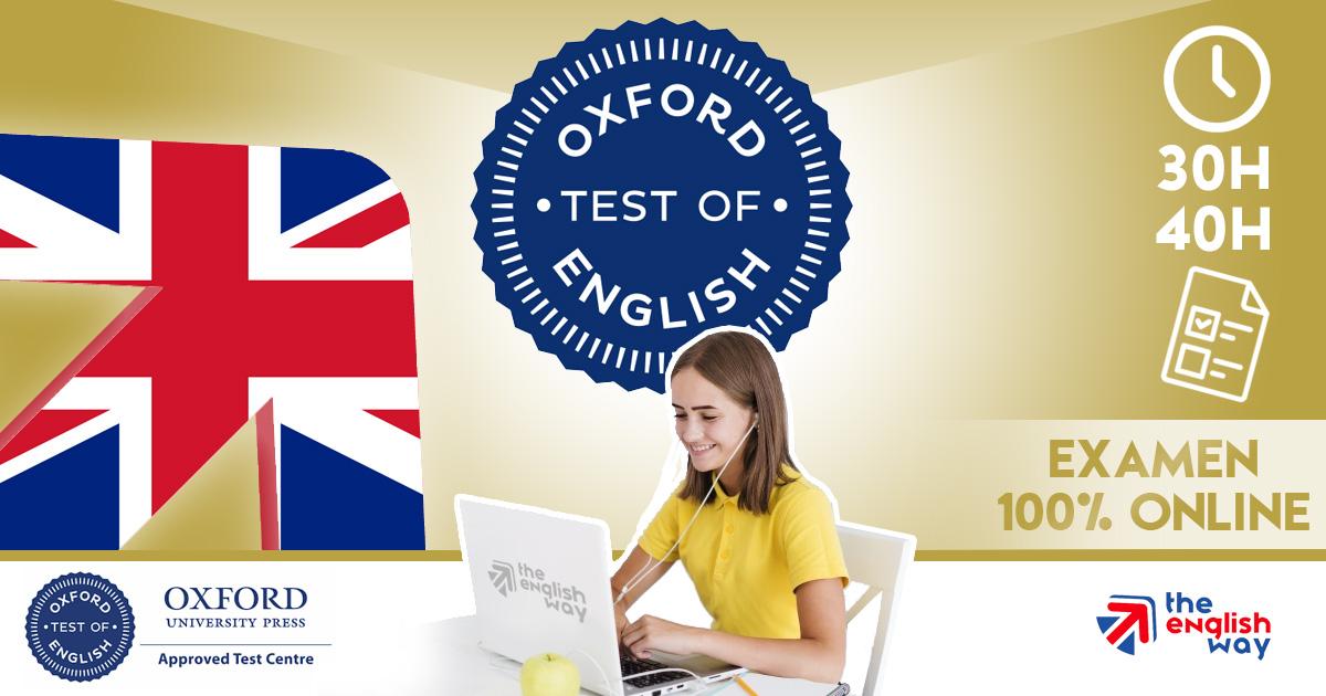 Examen Oxford en Zaragoza