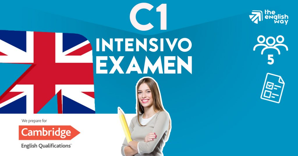Curso C1 Intensivo CAE (Advanced) en Zaragoza
