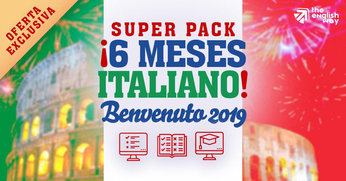 Curso Italiano en Zaragoza 2019
