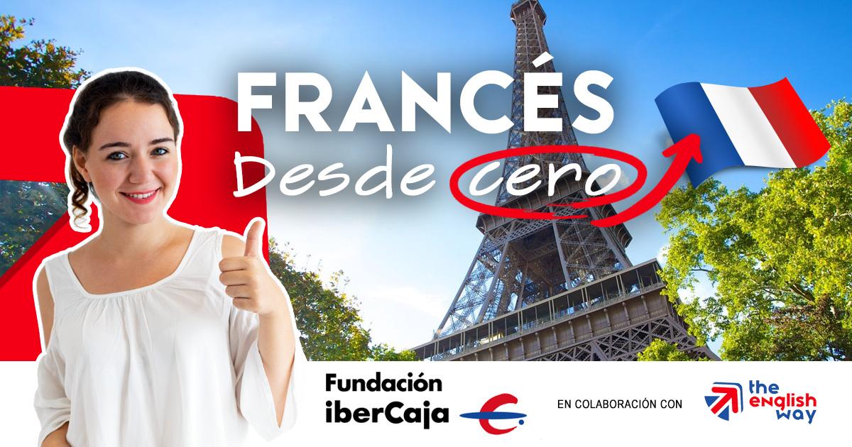 Curso de Francés desde cero en Zaragoza