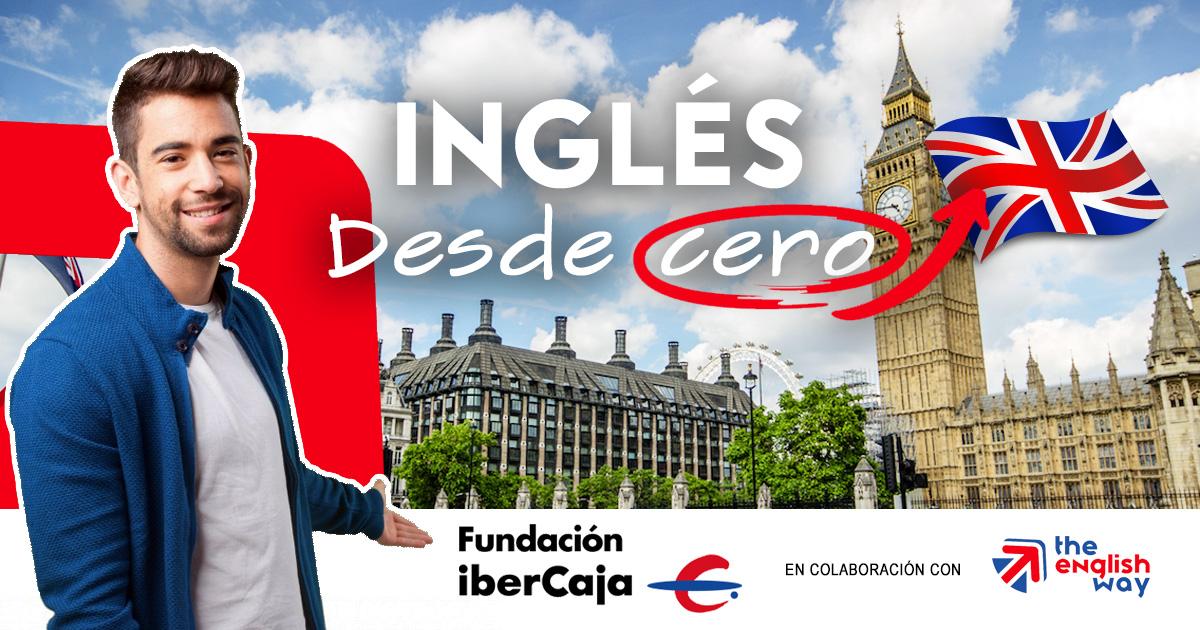 Curso Inglés desde cero en Zaragoza