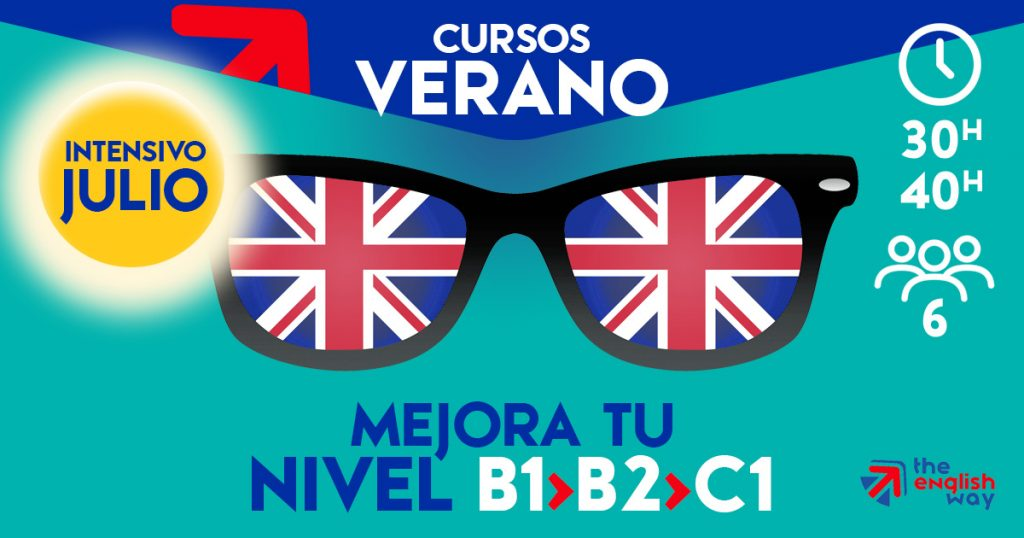 """Curso de Inglés de Verano en Zaragoza """"Mejora Nivel"""""""