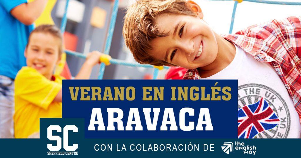 Campamento de Inglés en Aravaca