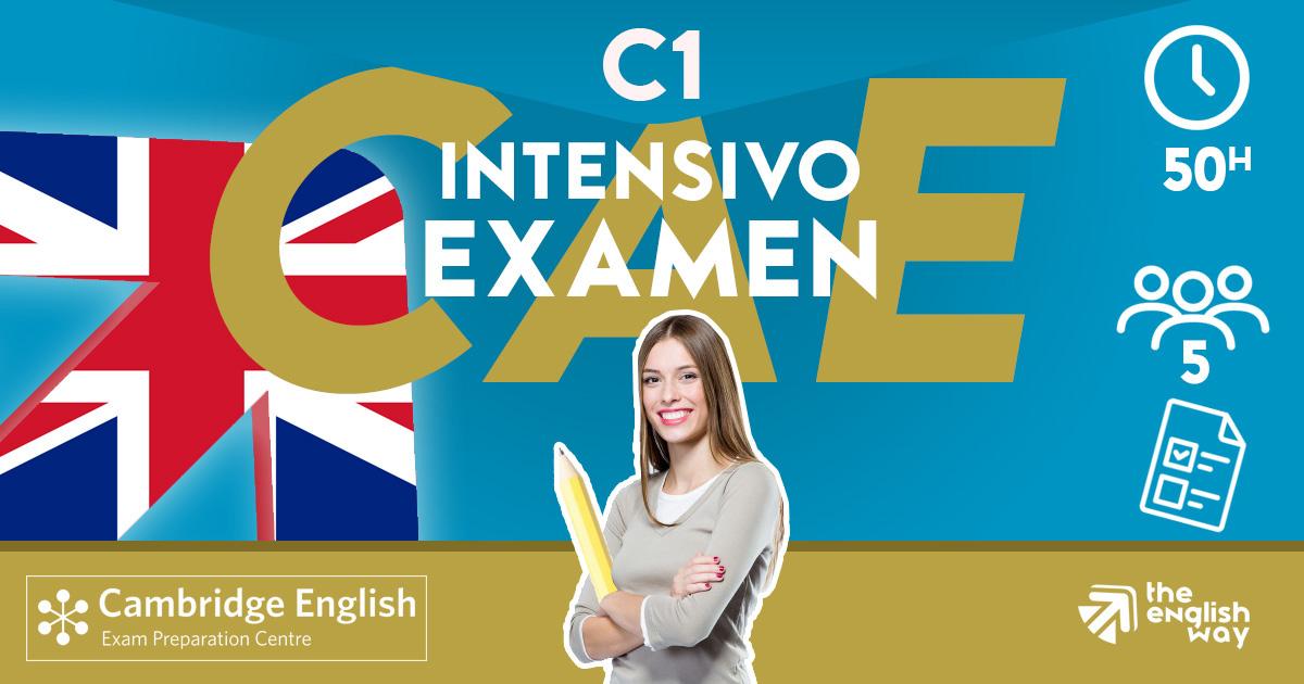 C1 Intensivo Examen CAE en Zaragoza