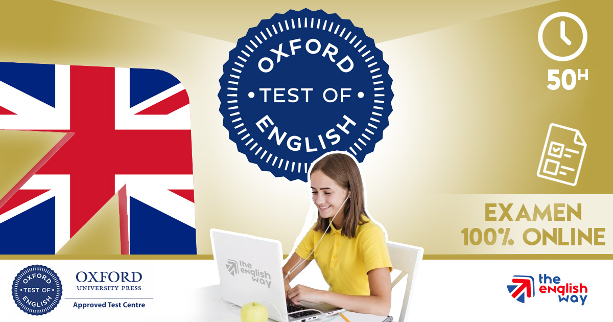 Examen Oxford Test Of English en Zaragoza