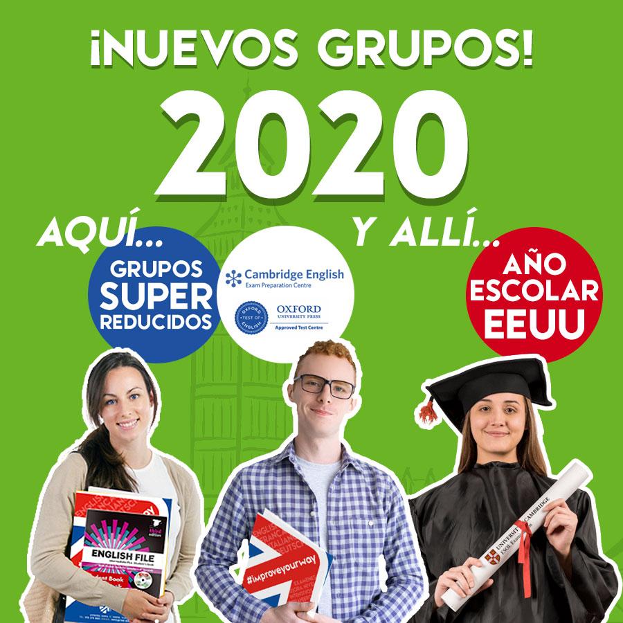 Cursos de Inglés en Zaragoza 2019-2020