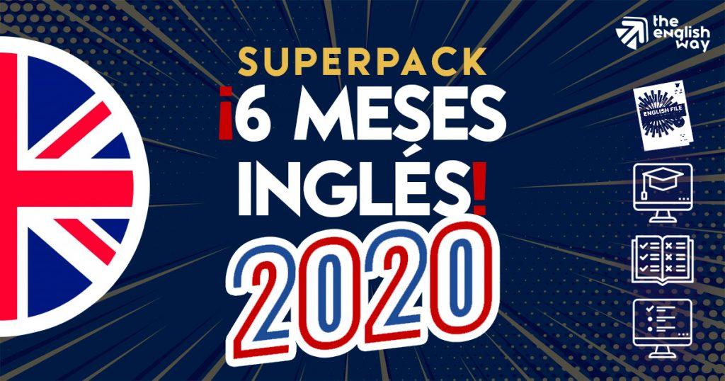 Curso Inglés 6 meses 2020 Zaragoza