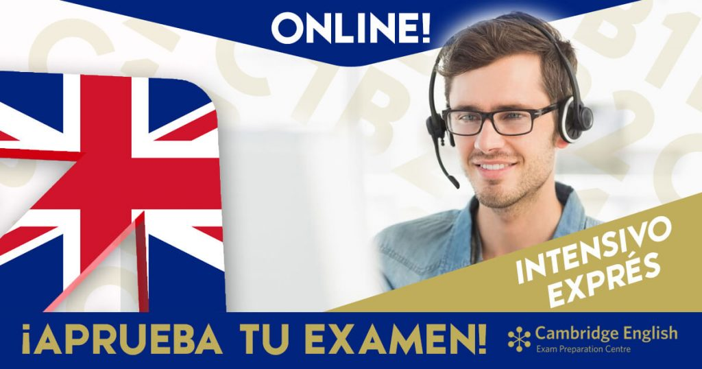 Intensivo Inglés Online Preparación Examen Oficial Cambridge Online