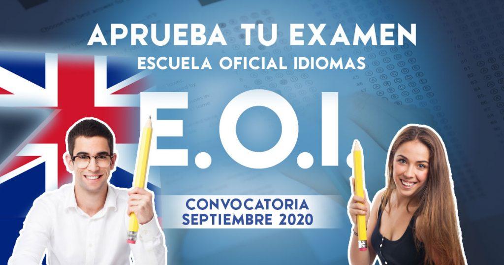 Examenes EOI Zaragoza