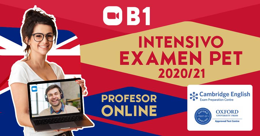Curso Intensivo Inglés B1 Online