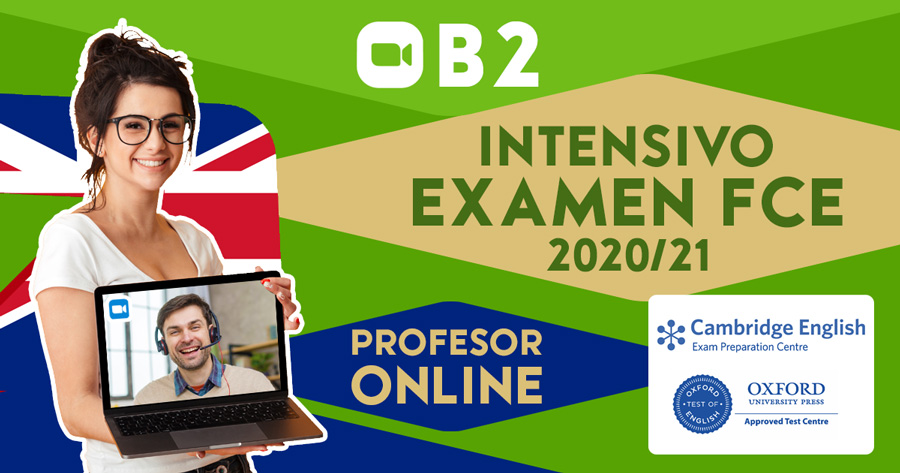 Curso Intensivo Inglés B2 Online