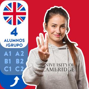 Curso Intensivo Inglés 3 Meses en Zaragoza y Online