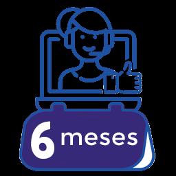 Curso Inglés Online 6 meses