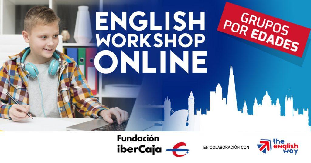 Taller Inglés Online para niños(English Workshop Online)