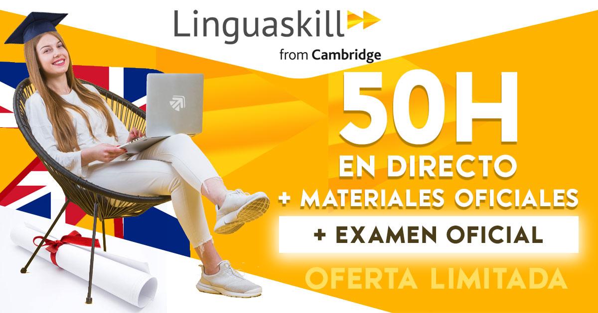 Preparación Examen LinguaSkill Cambridge Online